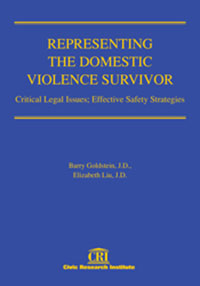 Representing the Domestic Violence Survivor, 2nd Edition
